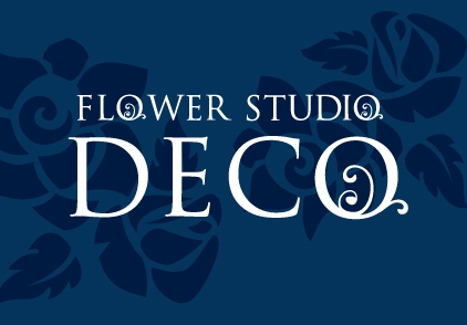 FLOWER STUDIO DECO branding