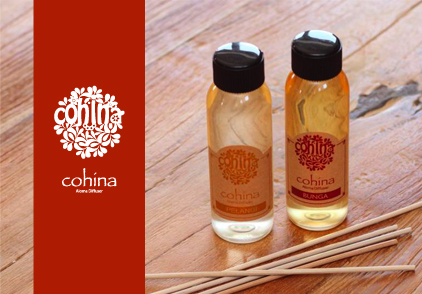 cohina package design